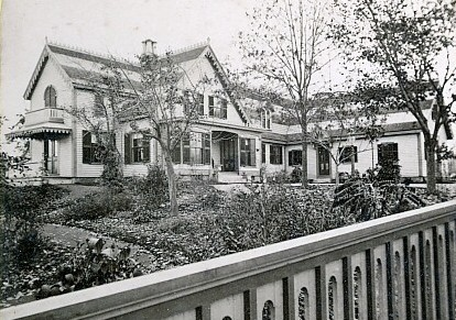The Kerr Carpenter Haigis House